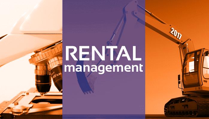 jd edwards rental management