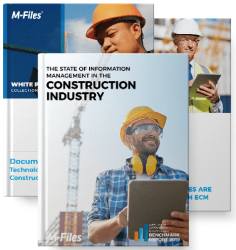 Information management in construction