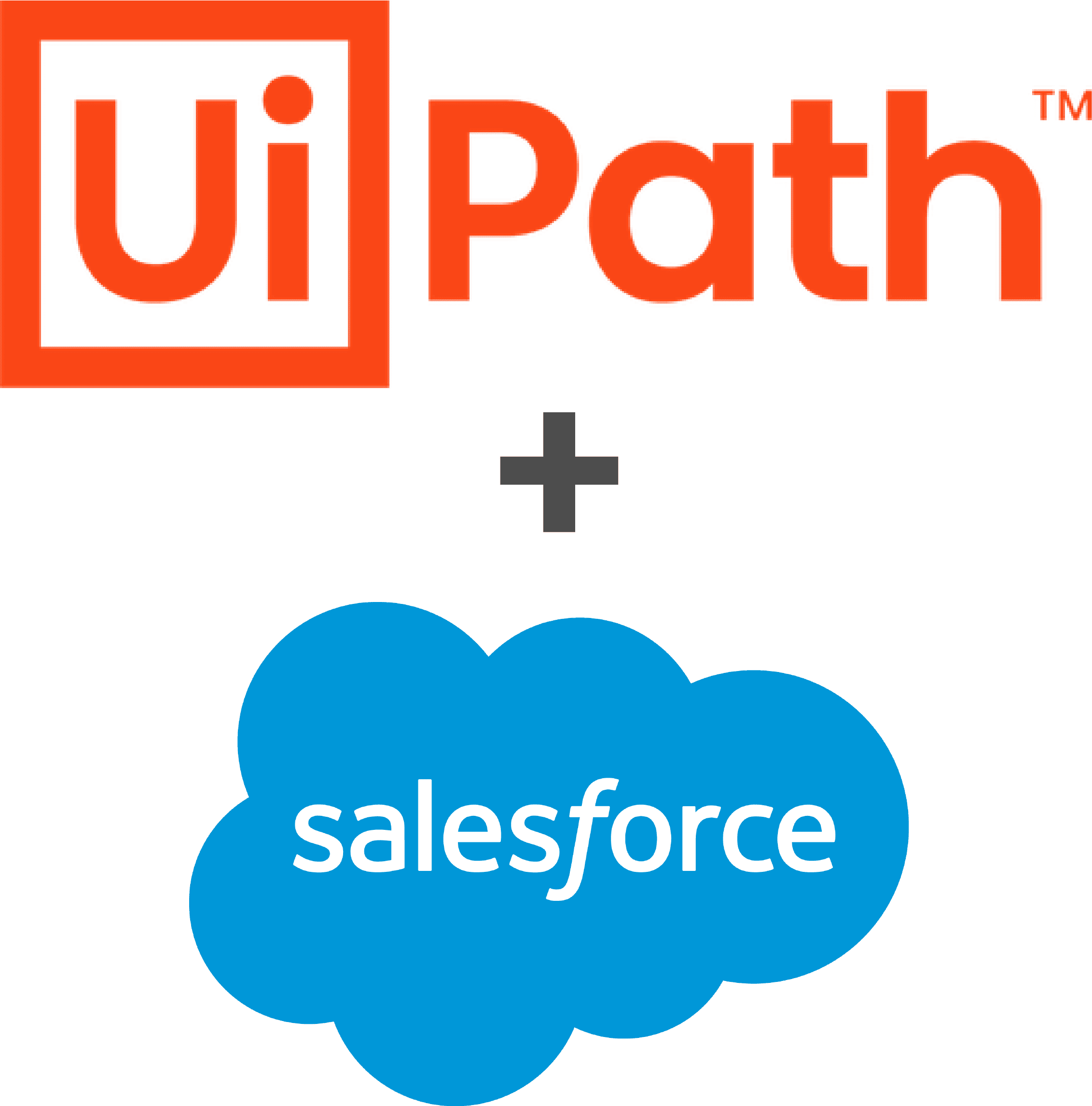UiPath and Salesforce
