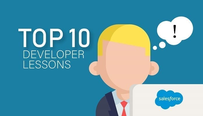 Top 10 Lessons Learned with Salesforce Development - Smartbridge