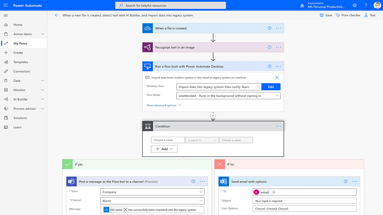 what is microsoft power automate